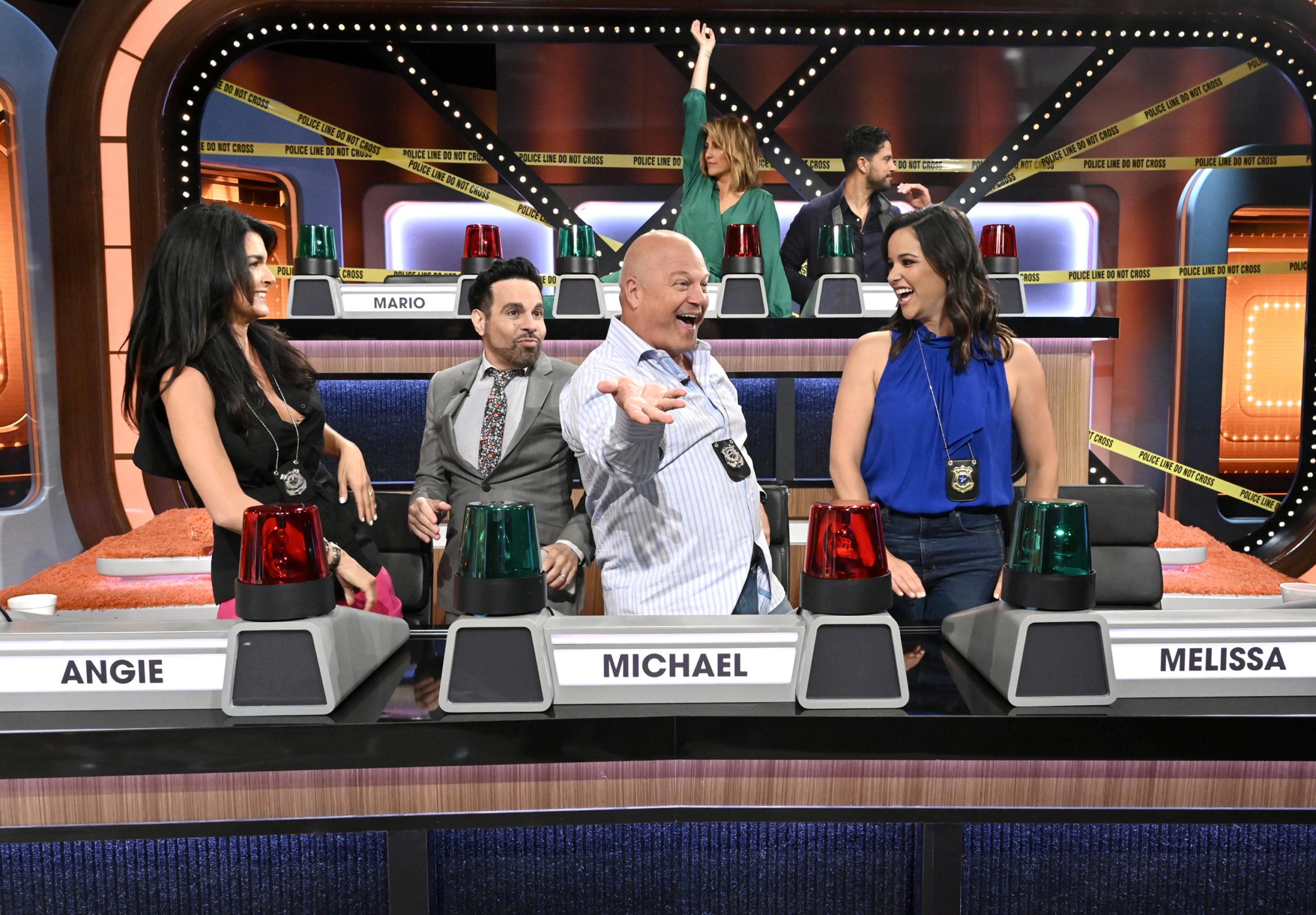 Programa de TV Match Game na ABC: votos dos telespectadores da quinta temporada - programas de TV cancelados + renovados 1