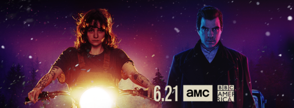 NOS4A2 TV show on AMC and BBC America: season 2 ratings