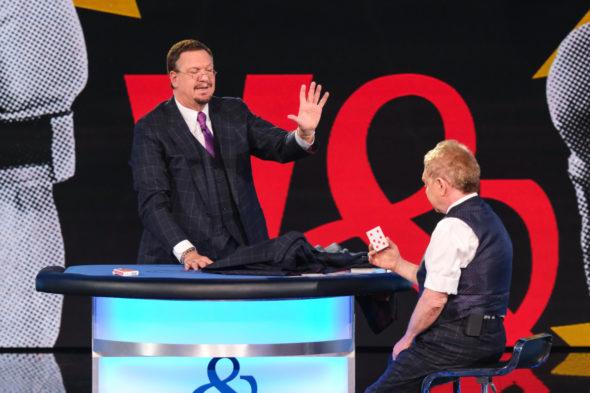 Penn & Teller: Fool Us TV show on The CW: canceled or renewed for season 8?