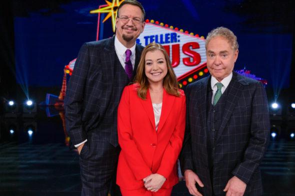 Penn & Teller: Fool Us TV show on The CW: season 7 ratings