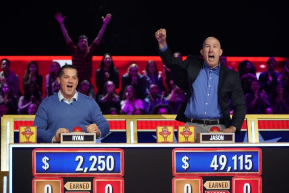 Press Your Luck TV Show on ABC: canceled or renewed?