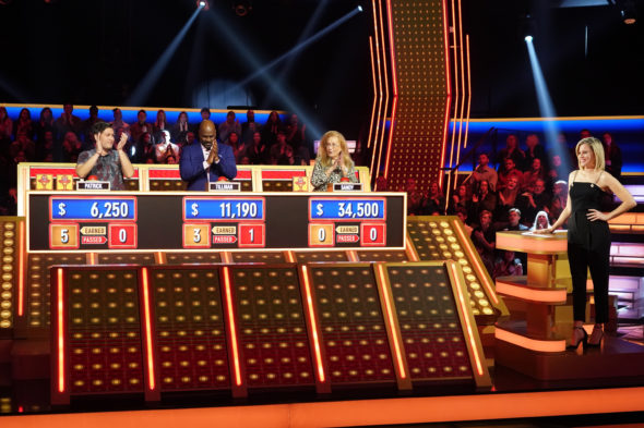 Press Your Luck TV show on ABC: canceled or renewed for season 3?