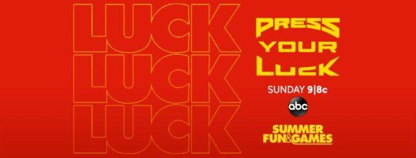 Press Your Luck TV show on ABC: season 2 ratings