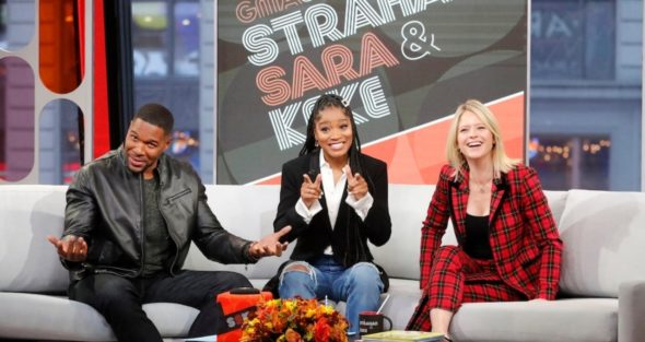 Strahan, Sara and Keke TV Show on ABC: canceled or renewed?