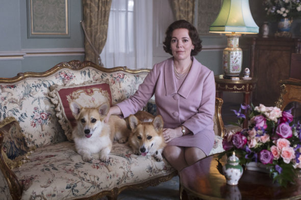 The Crown TV show on Netflix: canceled or renewed?