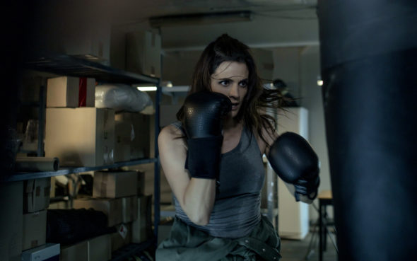 Absentia TV show on Amazon Prime: canceled or renewed for season 4?