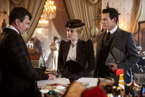 The Alienist TV show on TNT (Angel of Darkness): canceled or renewed for season 3?