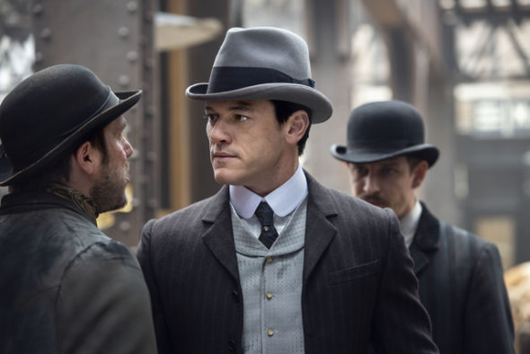 The Alienist TV show on TNT: season 2 ratings (Angel of Darkness)