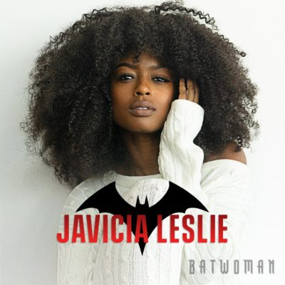 #BlackGirlMagic Actress Javicia Leslie Becomes TV's First Black Batwoman