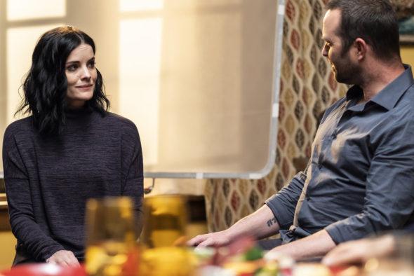 Blindspot TV Show on NBC: canceled or renewed?