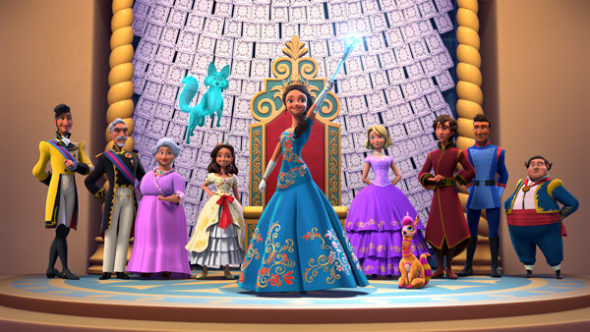 Elena of Avalor TV show on Disney Channel: season 3 renewal (canceled or renewed?).