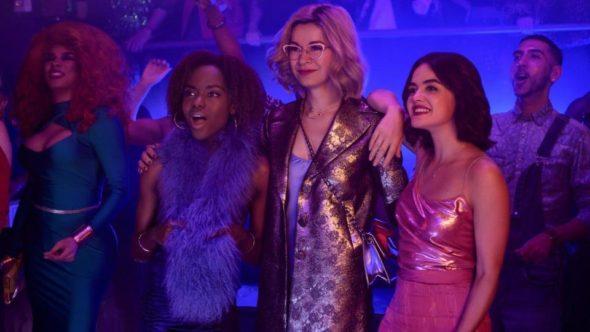 Katy Keene TV show on The CW: canceled, no season 2?
