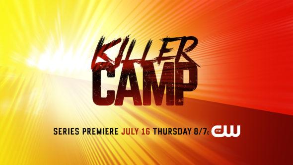Killer Camp TV show on The CW: season 1 ratings