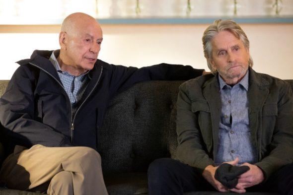The Kominsky Method TV show on Netflix: season 3 renewal (no season 4)