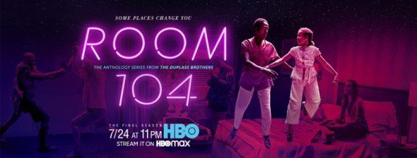 Room 104 TV show on HBO: season 4 ratings