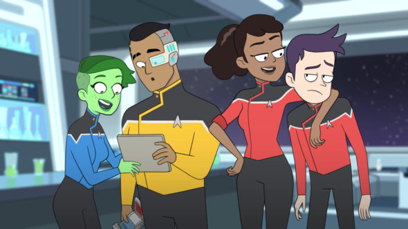 Star Trek: Lower Decks TV show on CBS All Access: canceled or renewed?