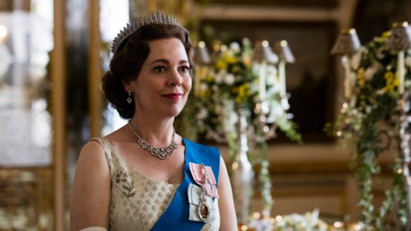 The Crown TV show on Netflix: (canceled or renewed?)