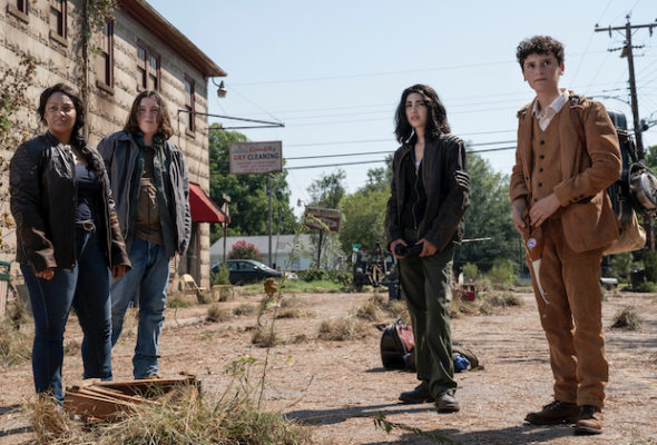 The Walking Dead: World Beyond TV show on AMC: series premiere date