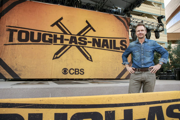 Tough As Nails TV show on CBS: season 1 ratings