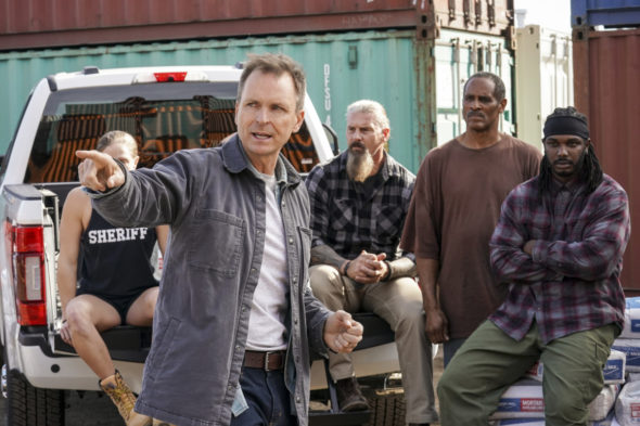 Tough As Nails TV show on CBS: canceled or renewed for season 2?