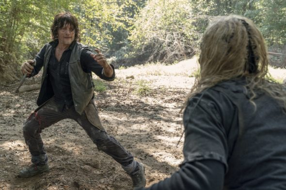 The Walking Dead TV show on AMC: season 10 finale