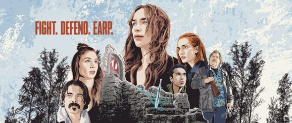 Wynonna Earp TV show on Syfy: season 4 ratings