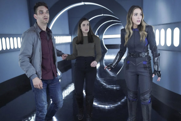 Marvel's Agents of SHIELD TV Show on ABC: canceled or renewed?