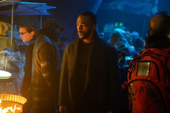 Altered Carbon TV show on Netflix: canceled, no season 3