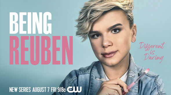 Being Reuben TV show on The CW: season 1 ratings