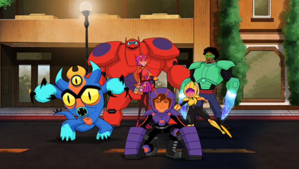 Big Hero 6 The Series TV show on Disney XD: (canceled or renewed?)