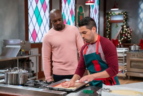 Host Of Christmas Cookie Challenge 2020 Christmas Cookie Challenge: Season Four; Food Network Series to