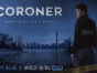 Coroner TV show on The CW: season 1 ratings