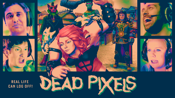 Dead Pixels TV show on The CW: canceled or renewed?