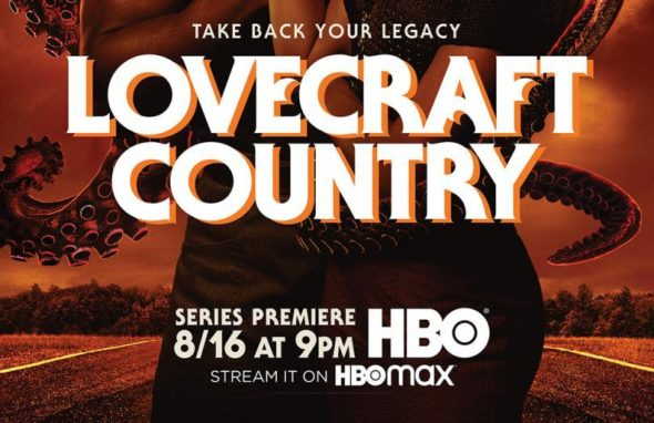 Lovecraft Country TV show on HBO: season 1 ratings