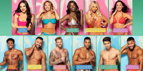 Love Island TV show on CBS: season 2 contestants
