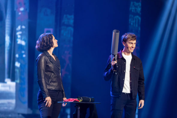 Masters of Illusion TV Show on The CW: canceled or renewed?