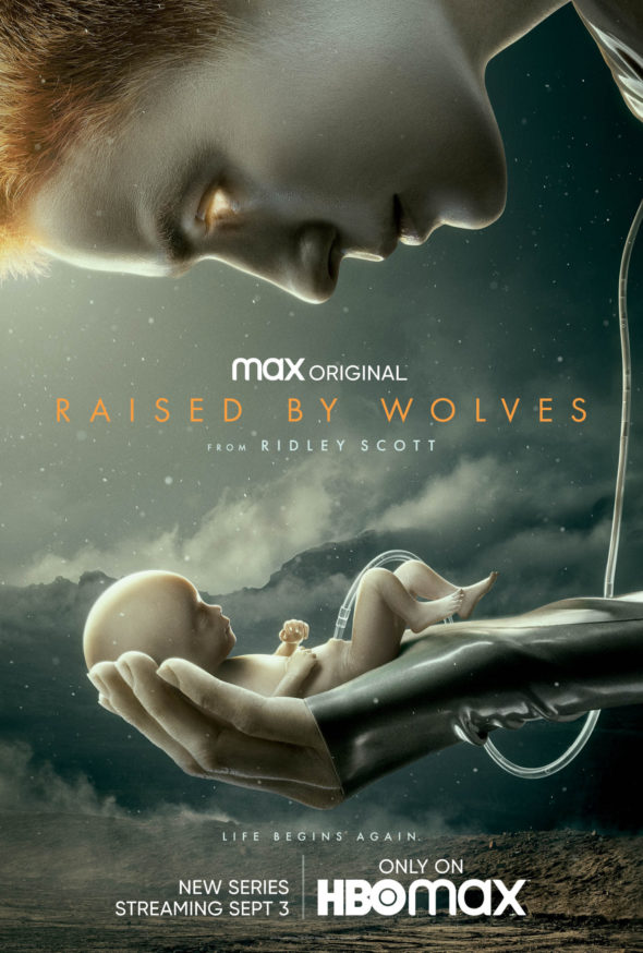 Raised by Wolves TV show on HBO Max: (canceled or renewed?)