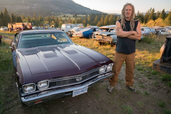 Rust Valley Restorers TV Show on Netflix: canceled or renewed?