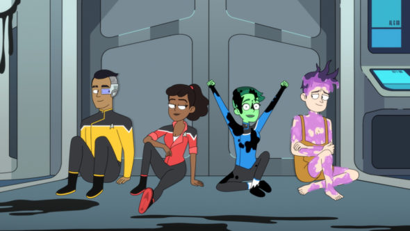 Star Trek: Lower Decks TV show on CBS All Access: canceled or renewed for season 2?