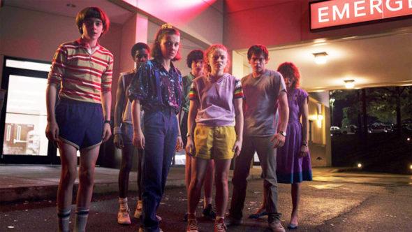 Stranger Things TV show on Netflix: (canceled or renewed?)