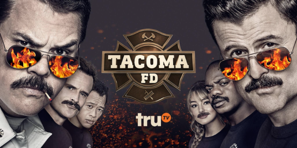 Tacoma FD TV show on truTV: season 3 renewal