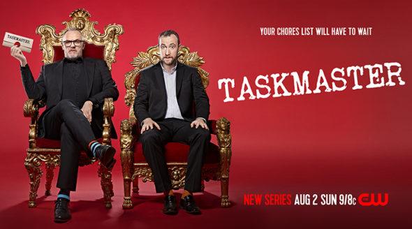 Taskmaster TV show on The CW: season 1 ratings