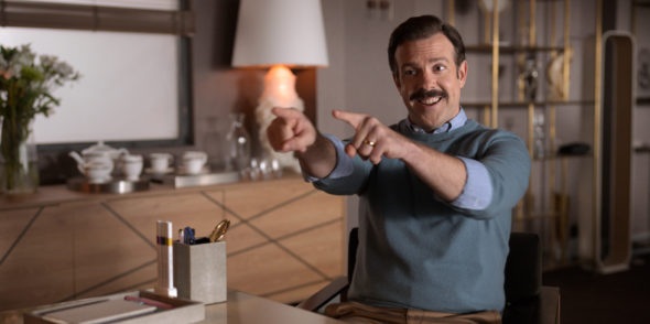Ted Lasso TV show on Apple TV+: canceled or renewed?