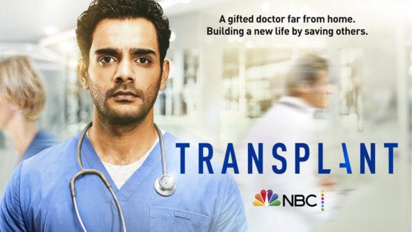 Transplant TV show on NBC: canceled or renewed?