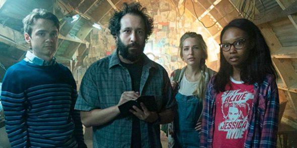 Utopia TV show on Amazon Prime Video: canceled or renewed?