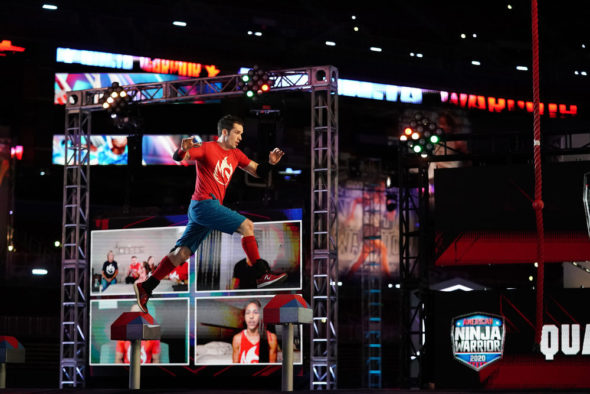 American Ninja Warrior TV show on NBC: season 12 ratings