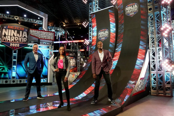 American Ninja Warrior TV show on NBC: canceled or renewed for season 13?