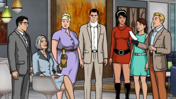 Archer TV show on FXX: canceled or renewed for season 12?
