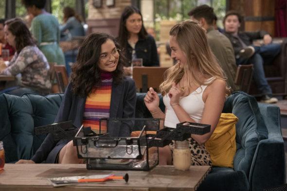 The Expanding Universe of Ashley Garcia TV show on Netflix: canceled, no season 2