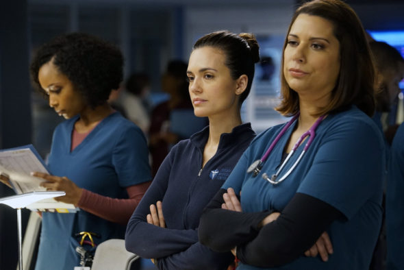 'Chicago Med' filming halted over positive Covid-19 test